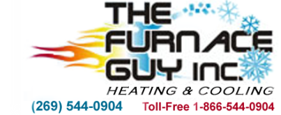 The Furnace Guy, Inc. 9536 Stadium Drive Kalamazoo, MI 49009 - Phone: (269) 544-0904
