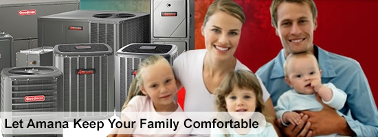 Let Amana Furnace products keep your home comfortable in Battle Creek, MI.