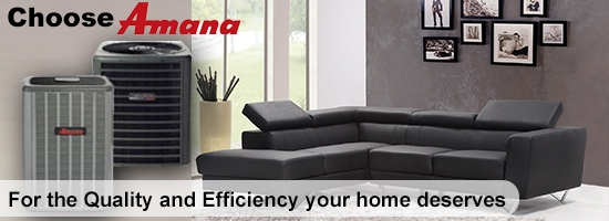 Choose Amana Furnace products in Portage, MI to save money on energy bills.